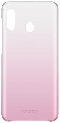 Чехол Samsung Gradation Cover Pink для Galaxy A20 A205F 2