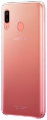 Чехол Samsung Gradation Cover Pink для Galaxy A20 A205F 4