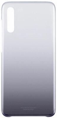 Чехол Samsung Gradation Cover Black для Galaxy A70 A705F 2