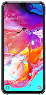 Чехол Samsung Gradation Cover Black для Galaxy A70 A705F 3