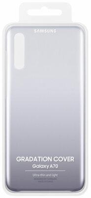 Чехол Samsung Gradation Cover Black для Galaxy A70 A705F 5