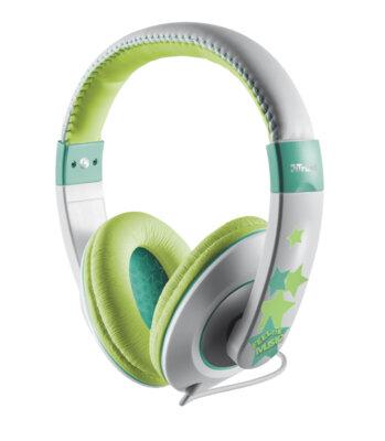 Навушники TRUST Sonin Kids Headphone Grey 1