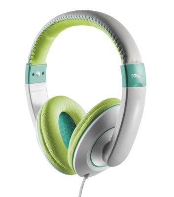 Навушники TRUST Sonin Kids Headphone Grey 2
