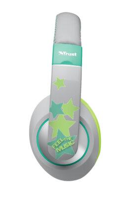 Навушники TRUST Sonin Kids Headphone Grey 4