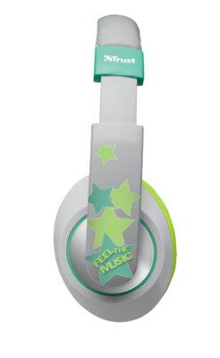 Навушники TRUST Sonin Kids Headphone Grey 5