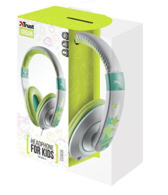 Навушники TRUST Sonin Kids Headphone Grey 8