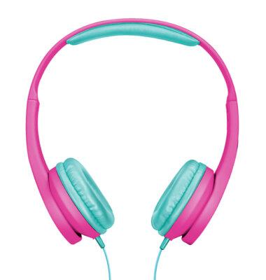 Навушники TRUST Urban Bino Kids Pink 2