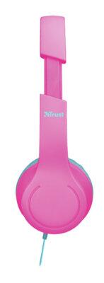 Навушники TRUST Urban Bino Kids Pink 4