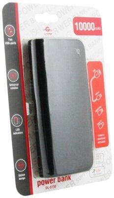 Мобильная батарея Global G.Power Bank DL515S 10000mAh Black 4