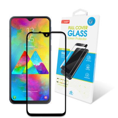 Захисне скло Global Full Glue Black для Samsung Galaxy M20 M205 1