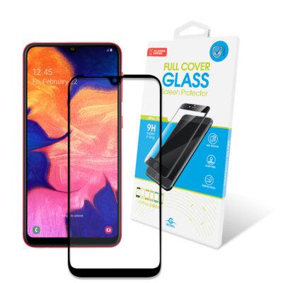 Захисне скло Global Full Glue Black для Samsung Galaxy A10 A105 1