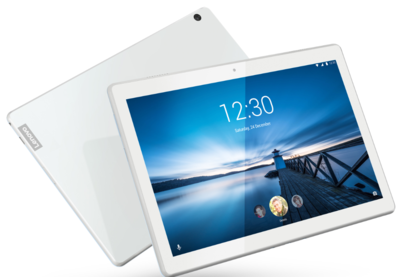 Планшет Lenovo Tab M10 TB-X605L LTE 3/32GB Polar White 5