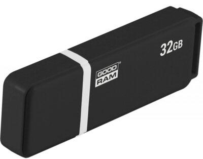 Накопичувач GOODRAM UMO2 32GB Graphite 3