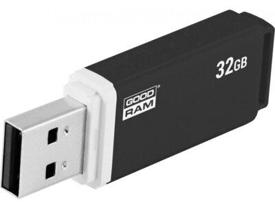 Накопичувач GOODRAM UMO2 32GB Graphite 4