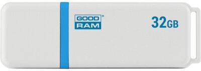 Накопичувач GOODRAM UMO2 32GB White 1