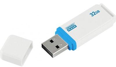 Накопичувач GOODRAM UMO2 32GB White 4