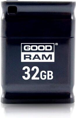 Накопичувач GOODRAM UPI2 32 GB PICCOLO Black 1