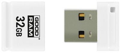Накопитель GOODRAM UPI2 32 GB PICCOLO White 2