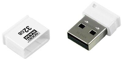 Накопитель GOODRAM UPI2 32 GB PICCOLO White 3