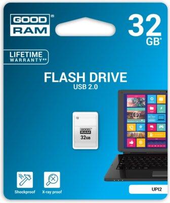 Накопитель GOODRAM UPI2 32 GB PICCOLO White 4