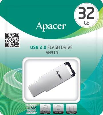 Накопитель APACER AH310 32GB Silver 4