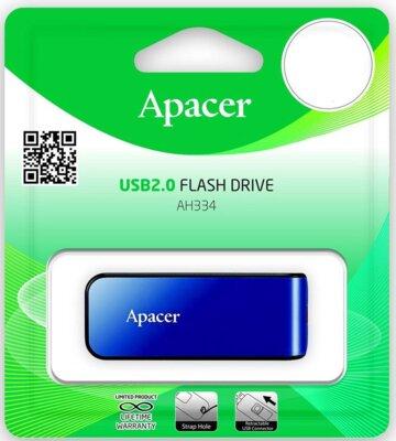 Накопитель APACER AH334 16GB Blue 5