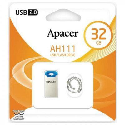 Накопичувач APACER AH111 32GB Blue 4