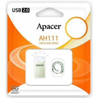 Накопитель APACER AH111 64GB Crystal 3