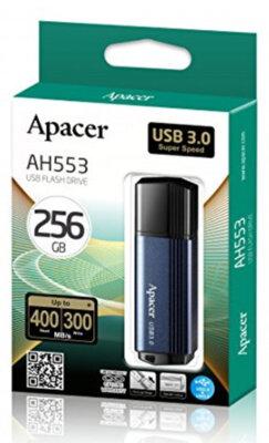 Накопитель APACER AH553 256GB Blue 5