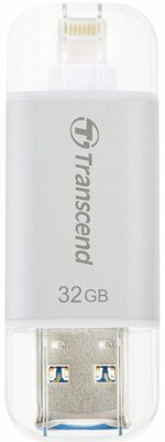 Накопитель TRANSCEND JetDrive Go 300 32GB Silver 1