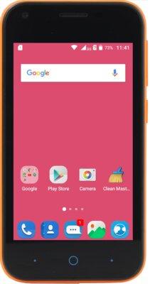 Смартфон ZTE Blade L110 Orange 1