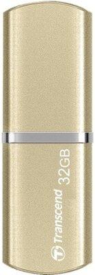 Накопичувач TRANSCEND JetFlash 820 32GB Gold 1