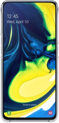 Чохол Samsung Protective Standing Cover White для Galaxy A80 A805 2
