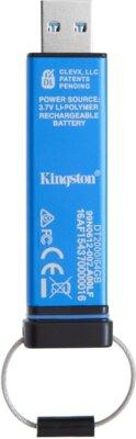 Накопитель KINGSTON DT 2000 64GB Keypad Access USB 3.1 5