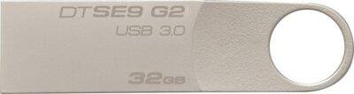 Накопичувач KINGSTON DTSE9 G2 32GB USB 3.0 1