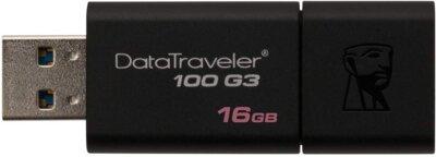 Накопитель KINGSTON DT100 G3 16GB USB 3.0 1