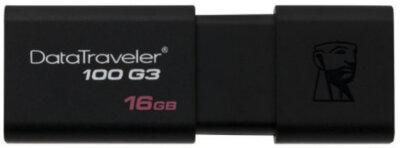 Накопитель KINGSTON DT100 G3 16GB USB 3.0 2