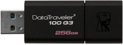 Накопитель KINGSTON DT100 G3 256GB USB 3.0 1