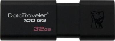 Накопитель KINGSTON DT100 G3 32GB USB 3.0 2