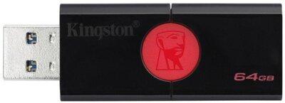 Накопитель KINGSTON DT106 64GB USB 3.0 1