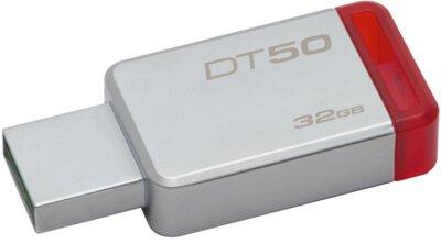 Накопичувач KINGSTON DT50 32GB USB 3.1 3