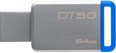 Накопитель KINGSTON DT50 64GB USB 3.1 1
