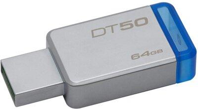 Накопитель KINGSTON DT50 64GB USB 3.1 3