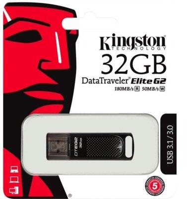 Накопитель KINGSTON DT Elite G2 32GB USB 3.0 5