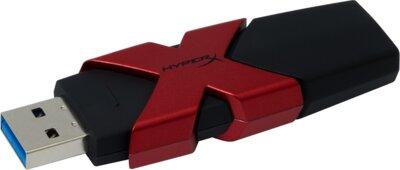 Накопитель KINGSTON DT HyperX Savage 128GB USB 3.0 4