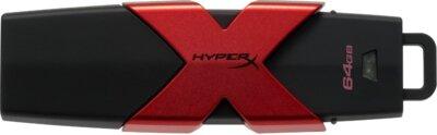 Накопитель KINGSTON DT HyperX Savage 64GB USB 3.0 1