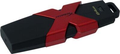 Накопитель KINGSTON DT HyperX Savage 64GB USB 3.0 3