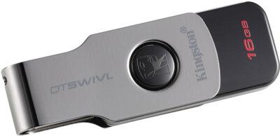 Накопитель KINGSTON DT SWIVL 16GB USB 3.0 2