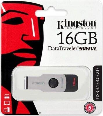 Накопитель KINGSTON DT SWIVL 16GB USB 3.0 4