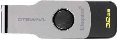 Накопитель KINGSTON DT SWIVL 32GB USB 3.0 1
